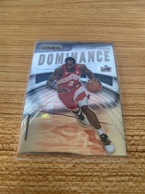 Kawhi Leonard Panini Prizm Dominance for Sale in Irwindale, CA
