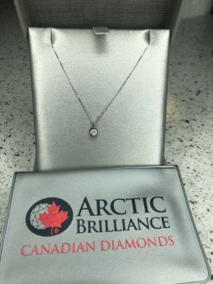 Diamond Necklace for Sale in Marietta, GA