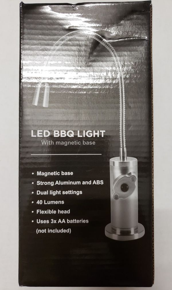 New Bright Magnetic LED BBQ Grill Light