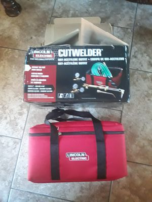 Lincoln electric cut welder for Sale in Pittsburg, CA