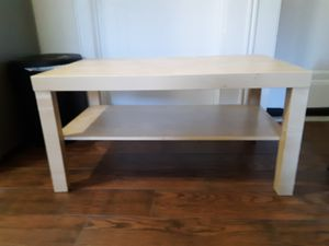IKEA COFFEE TABLE BEIGE COLOR for Sale in Queens, NY