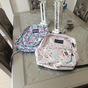 Jansport Superbreak Floral Backpacks for Sale in Chula Vista, CA