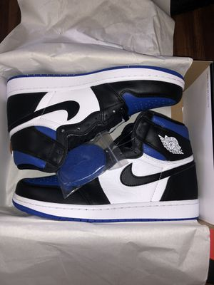 Jordan 1 Retro High Royal Toe (SIZE 8.5 BRAND NEW) for Sale in Utica, MI