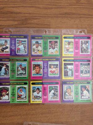 Baseball card lot 1974 for Sale in El Mirage, AZ