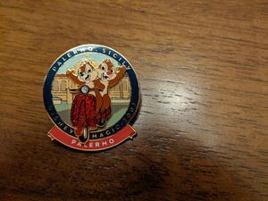 Disney Cruise line Disney Magic Mediterranean cruise 2007 pin with Chip and Dale for Sale in Glendale, AZ