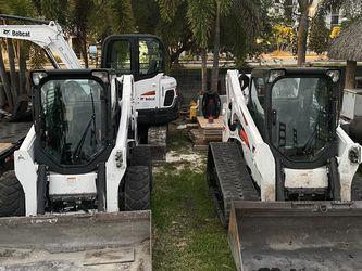 Bobcat Excavator Dump Truck for Sale in Miami,  FL