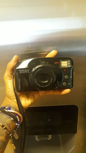 Canon Sure Shot Zoom S for Sale in Marietta, GA