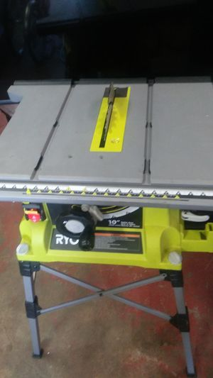 Table saw for Sale in San Jose, CA