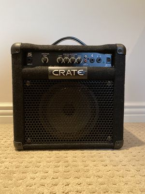 Crate BT Bass Amplifier!! for Sale in Los Angeles, CA