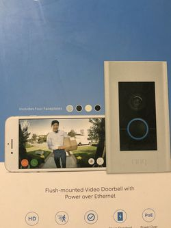 Ring Video Doorbell Elite for Sale in Denver,  CO