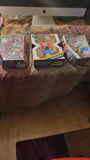 Wwe action figures for Sale in Pittsburg, CA