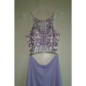 $30 OFF Purple Ava Presley Prom Dress for Sale in Salt Lake City, UT