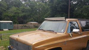 1986 Chevy 5 blazer for Sale in Augusta, GA