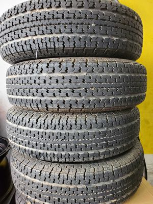 Trailer Tires ST205/75 R15 Goodyear for Sale in Orange, CA