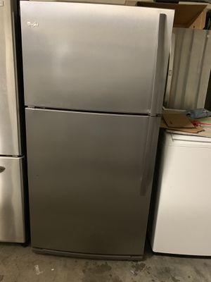 Refrigerador whirlpool 33 wide for Sale in Miramar, FL
