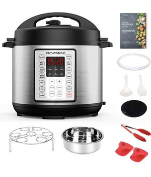 Rozmoz 14-in-1 Electric Pressure Cooker for Sale in Laurel, MD