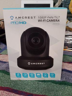 Amcrest Pro/HD WiFi Camera for Sale in Huntington Beach, CA