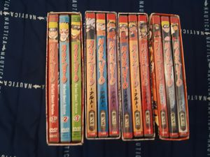 Naruto full series and shippuden ep 1 - 69 and four movies for Sale in Los Angeles, CA