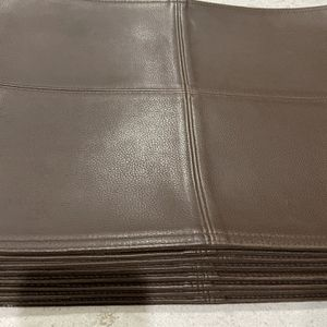 Brown Placemat Set Of 8 for Sale in Lake Worth, FL