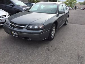 05 Chevy impala for sale or trade for Sale in South Jordan, UT
