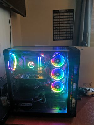 Gaming computer and monitor for Sale in Chesterfield, VA