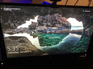 "2 22"" HP 1920x1080 HD computer monitors for Sale in Oviedo, FL"
