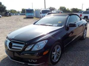 2011 Mercedes Benz e350 convertible parting out for Sale in Los Angeles, CA