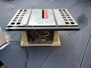 Table saw 60 for Sale in Elgin, IL