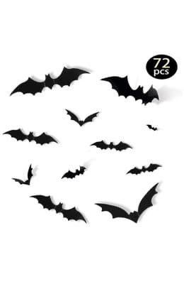3D bat (Halloween decorations)