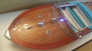 Riva Aquarama: Large Speed Boat Model for Sale in Austin, TX