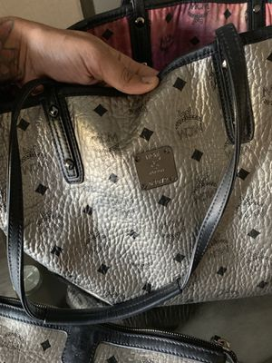 Large MCM BAG WITH MINI BAG for Sale in Henderson, NV