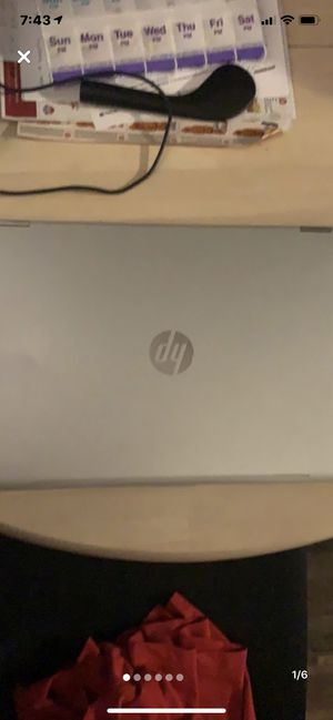 2018 hp convertible laptop with intel core processor. for Sale in Duncanville, TX