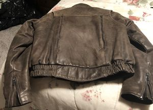 First Gear Motorcycle Leather Jacket for Sale in Nashville, TN