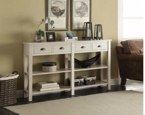 Wayfair console table for Sale in Metuchen, NJ