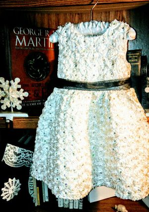 Beautiful 3T Christmas/Holiday/Flower Girl Dress for Sale in Gladstone, MO