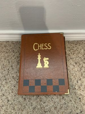 Chess board game for Sale in Houston, TX