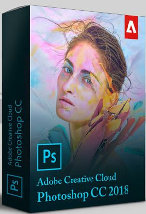 ADOBE PHOTOSHOP CC 2018 for Sale in Riverside, CA