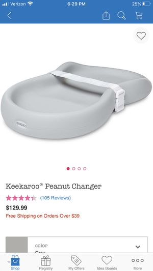 Keekaroo Peanut Changer for Sale in Fontana, CA