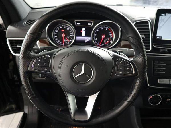 2019 Mercedes-Benz GLS-Class