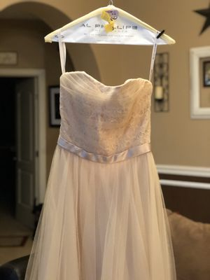 Champagne Formal Dress Size 6 for Sale in Las Vegas, NV