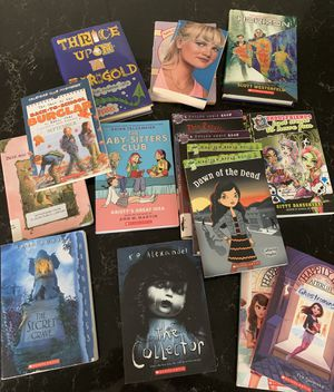 Tween/teen book collection for Sale in Olathe, KS