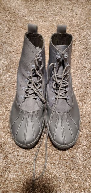 Grey Rain Boots for Sale in Dallas, TX