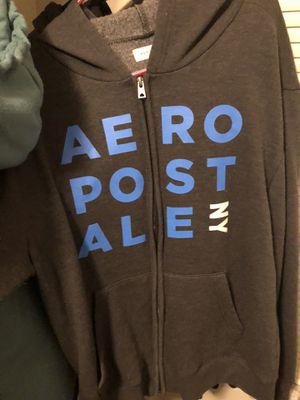 Aeropostale jacket size large for Sale in MAGNOLIA SQUARE, FL