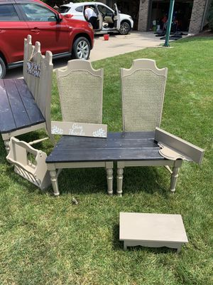 Custom painted furniture for sale for Sale in Export, PA