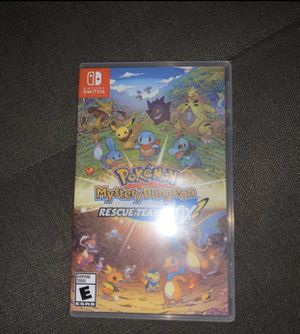 """""""NEW"""" Pokémon mystery Dungeon Rescue Team for Sale in Dundalk, MD"""