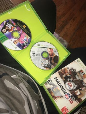Xbox 360 games for Sale in Edgewater, NJ