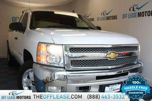 2012 Chevrolet Silverado 1500 Extended Cab for Sale in Stafford, VA