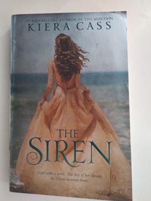 The siren by kierra cass for Sale in Encinitas, CA