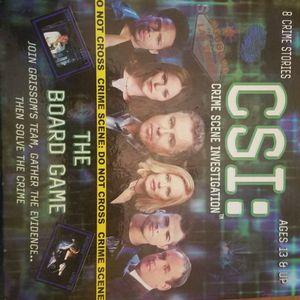 CSI Board Game for Sale in Hampton Township, PA
