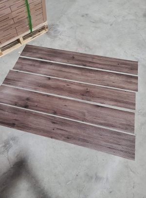 Luxury vinyl flooring!!! Only .65 cents a sq ft!! Liquidation close out! H8V8M for Sale in Pflugerville, TX